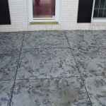 Slate Stained Concrete | Xtreme Clean and Coatings